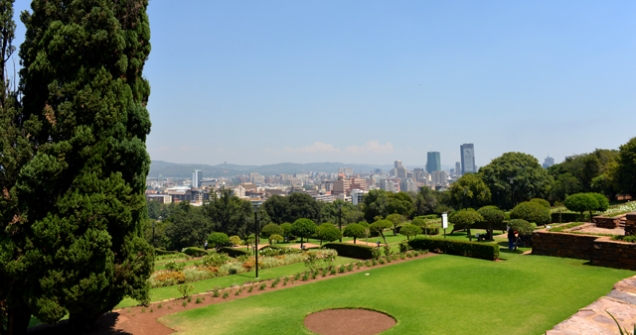 View of Pretoria